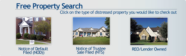 "=""Foreclosure research in California Nevada and Arizona. Analyzes and reports on recent foreclosure data local areas."